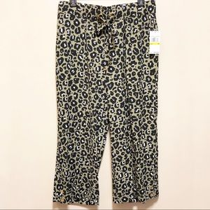 Michael Kors Wide Leg Pants - Size M